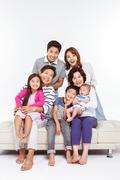 Three Generation Family 122