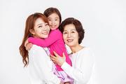 Three Generation Family 129