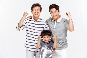 Three Generation Family 047