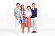 Three Generation Family 034