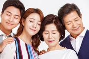 Three Generation Family 051