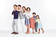 Three Generation Family 067