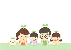 봄나들이가족012