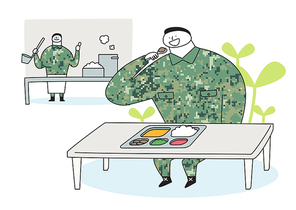 군대생활 005
