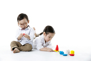 아이들과 함께하는 행복한 가족 086