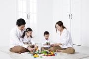 아이들과 함께하는 행복한 가족 125