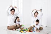 아이들과 함께하는 행복한 가족 126