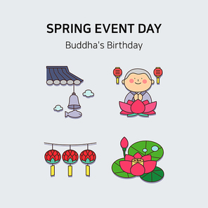 봄기념일아이콘 018