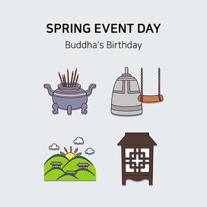 봄기념일아이콘 020
