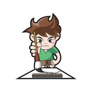 학원 캐릭터 041