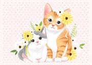 꽃동물 005