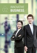 Business Banner & leaflet 8