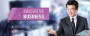 Business Banner & leaflet 5