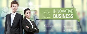 Business Banner & leaflet 4