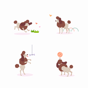동물아이콘 006