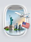 항공여행 002