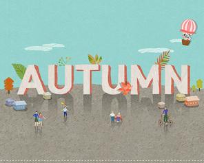 Autumn object
