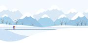 겨울배경 002