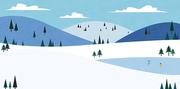 겨울배경 004
