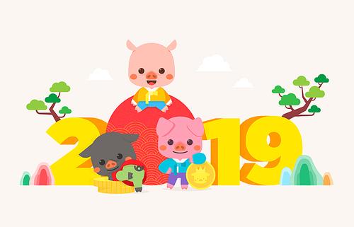 2019년돼지 001