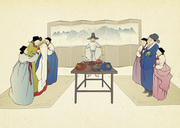 한국 전통 민화