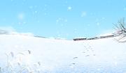 겨울 배경 010