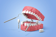 3D teeth 001