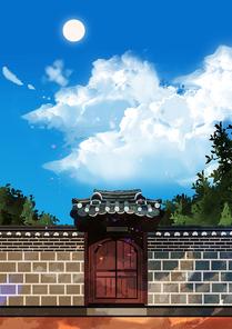 구름있는풍경005