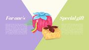 새해 인사 색동 일러스트(New Years Day) PPT템플릿