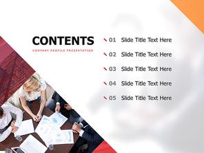 파워포인트 템플릿 Slide Package