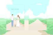 결혼청첩장 004
