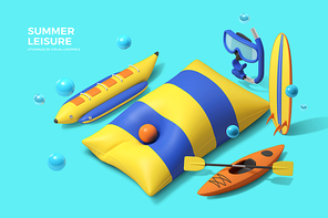 3D Objects 004