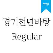 경기천년바탕 RegularTTF