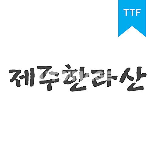 제주한라산체TTF