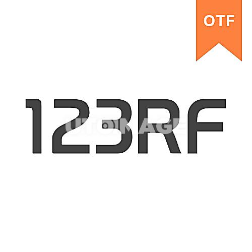 123RF체OTF
