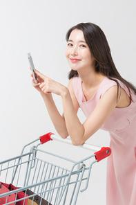 여자 쇼핑 440