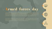 국군의 날 (Army, Korea) 피피티 템플릿