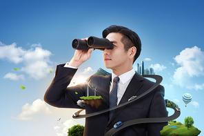 Business visual 007