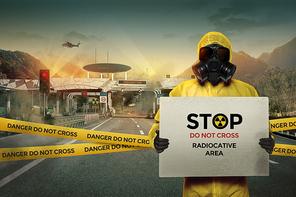방사능 재난 007