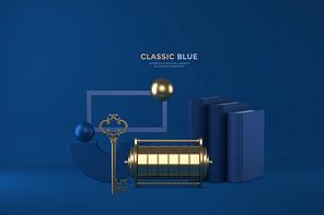 Classicblue Visual 007