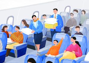 항공서비스 017