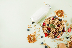 간편한 아침식사 112