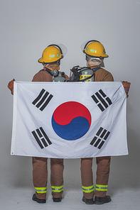 소방대원 348