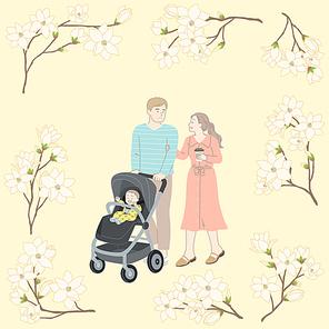 봄꽃백그라운드 006