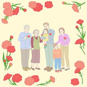 봄꽃백그라운드 012