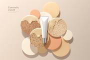 Cosmetic Liquid 020