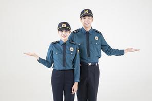 경찰 공무원 091