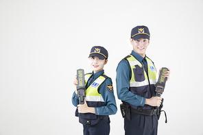 경찰 공무원 096