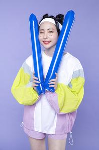 싱그러운 10대 소녀 022