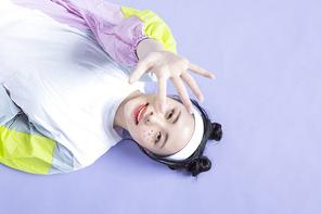 소녀의 외출 준비 025